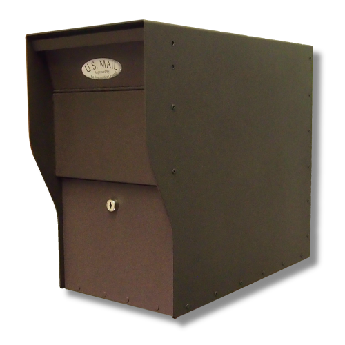 Summit Secure Mailbox Secure Curbside Mail Box By Locking