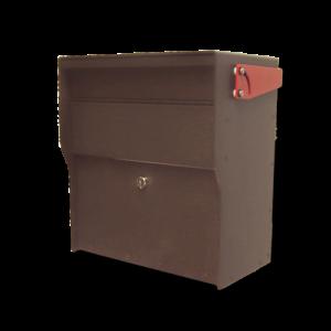 Oswego wall mount mailbox