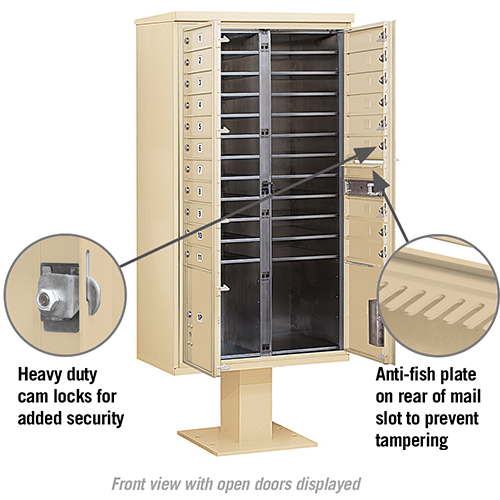 Commercial Mailboxes Archives - Page 5 of 5 - Locking Mailboxes