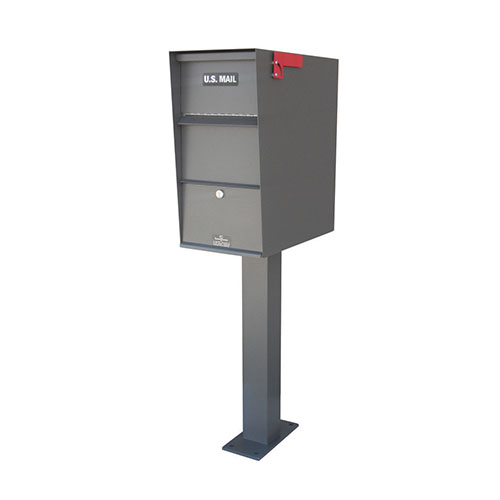 Super Letter Locker For Secure Curbside Mail Boxes By