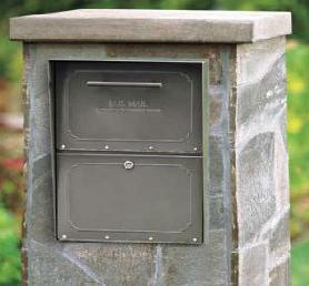 locking residential mailboxes. Secure Locking Residential Mailboxes, Decorative Curbside  Mailboxes And More! Locking Residential Mailboxes A