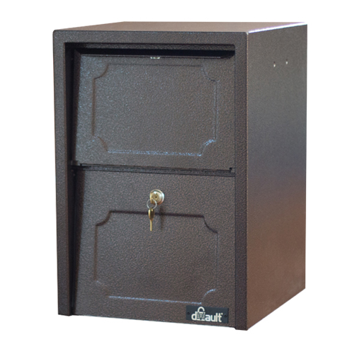 Weekend Away Mail Vault By Locking Mailboxes